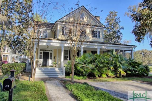 63 Magnolia Lane, Richmond Hill, GA 31324 (MLS #187219) :: The Arlow Real Estate Group