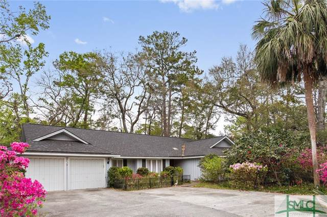 2 Ward Lane, Savannah, GA 31411 (MLS #187286) :: Liza DiMarco