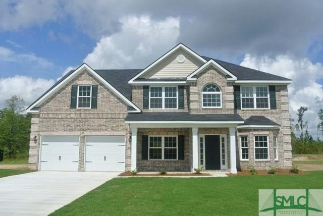 62 NE Winslow Drive NE, Ludowici, GA 31316 (MLS #189364) :: The Randy Bocook Real Estate Team