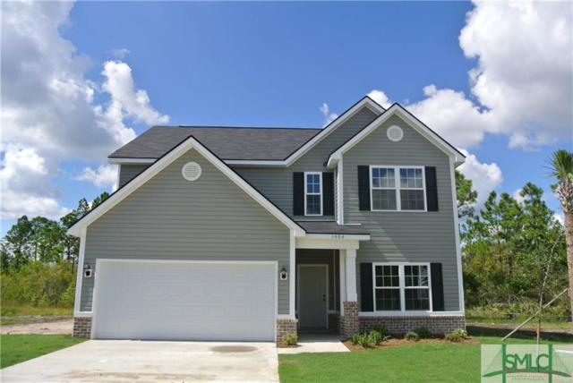 1606 Longleaf Court, Hinesville, GA 31313 (MLS #189396) :: The Arlow Real Estate Group