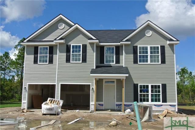 1309 Windrow Drive W, Hinesville, GA 31313 (MLS #193429) :: The Arlow Real Estate Group