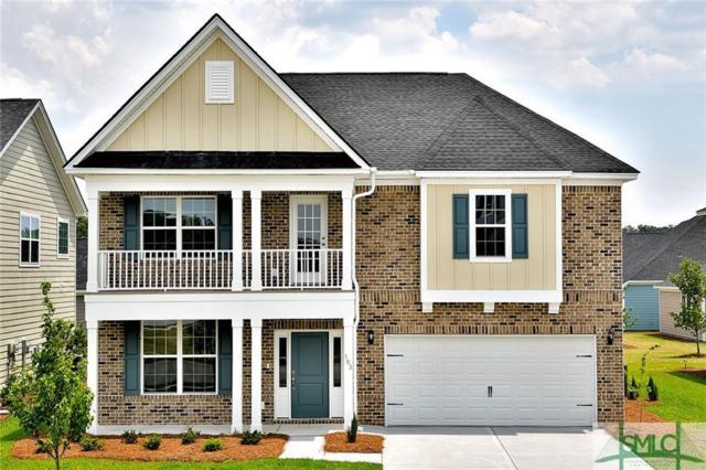 103 Baynard Street, Pooler, GA 31322 (MLS #194464) :: Keller Williams Coastal Area Partners