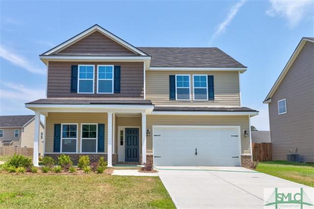 157 Carlisle Way, Savannah, GA 31419 (MLS #195883) :: The Randy Bocook Real Estate Team