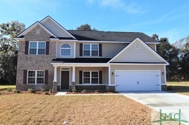 52 Flemington Oaks Drive, Hinesville, GA 31313 (MLS #197114) :: The Randy Bocook Real Estate Team