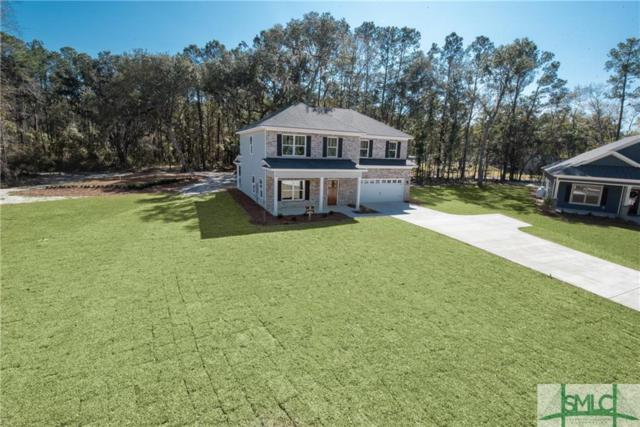 545 Kerry Drive, Richmond Hill, GA 31324 (MLS #197186) :: The Randy Bocook Real Estate Team