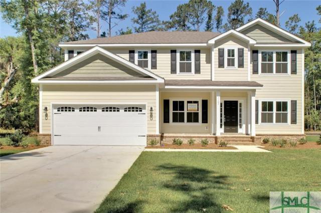 1102 Belle Island Road, Richmond Hill, GA 31324 (MLS #197660) :: The Randy Bocook Real Estate Team