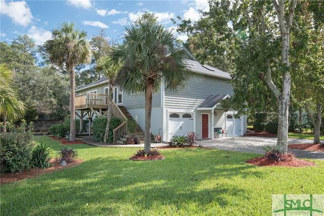 904 Reita Street, Savannah, GA 31410 (MLS #198926) :: The Arlow Real Estate Group