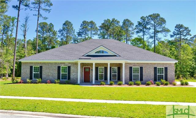 107 Blandford Crossing, Rincon, GA 31326 (MLS #199605) :: The Arlow Real Estate Group