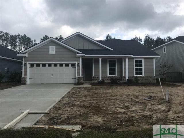 32 Misty Marsh Drive, Savannah, GA 31419 (MLS #201530) :: The Randy Bocook Real Estate Team