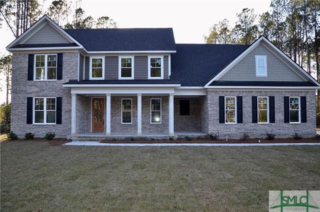 620 St Catherine Circle, Richmond Hill, GA 31324 (MLS #202140) :: The Arlow Real Estate Group
