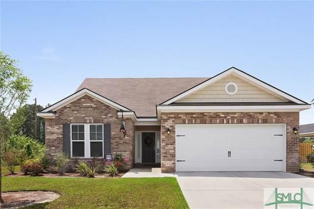 117 Endicott Drive, Savannah, GA 31419 (MLS #203839) :: McIntosh Realty Team