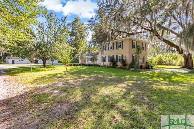 215 Fox Road, Richmond Hill, GA 31324 (MLS #206014) :: The Arlow Real Estate Group