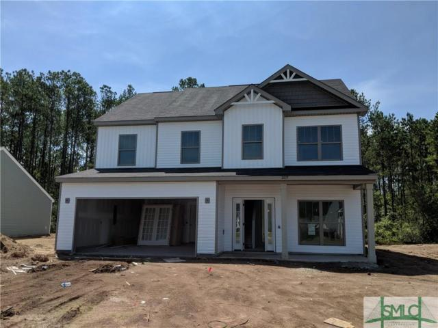 209 Timberlake Drive, Guyton, GA 31312 (MLS #206313) :: The Randy Bocook Real Estate Team