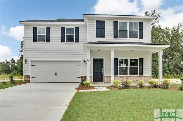 135 Brennan Drive, Richmond Hill, GA 31324 (MLS #208216) :: The Arlow Real Estate Group