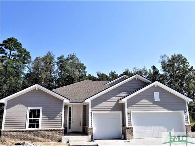 97 Beecher Drive, Richmond Hill, GA 31324 (MLS #209576) :: Keller Williams Coastal Area Partners
