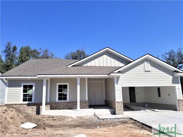 175 Beecher Drive, Richmond Hill, GA 31324 (MLS #209579) :: Keller Williams Coastal Area Partners