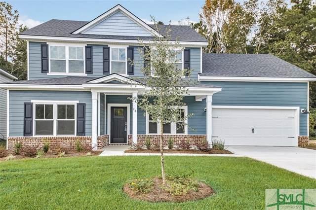 28 Brennan Drive, Richmond Hill, GA 31324 (MLS #209628) :: RE/MAX All American Realty