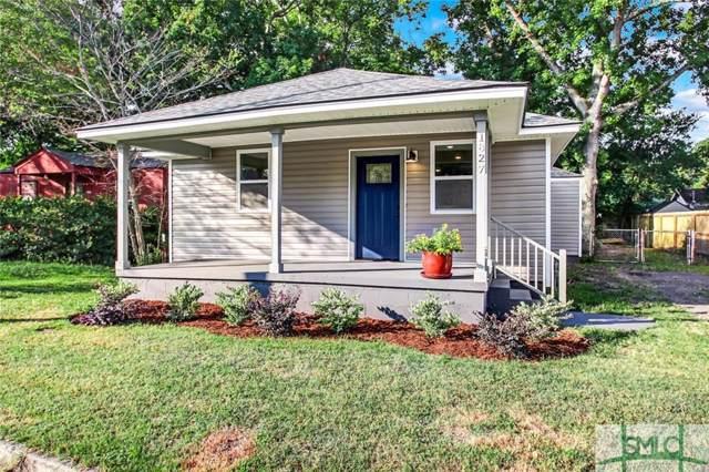 1827 Greenville Street, Savannah, GA 31404 (MLS #210677) :: Liza DiMarco