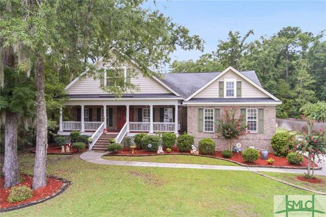181 Rice Mill Drive, Savannah, GA 31419 (MLS #210687) :: The Sheila Doney Team