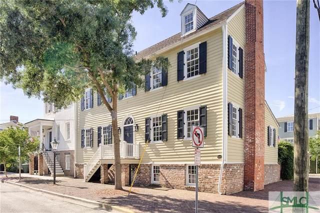 503 E President Street, Savannah, GA 31401 (MLS #210696) :: Keller Williams Coastal Area Partners