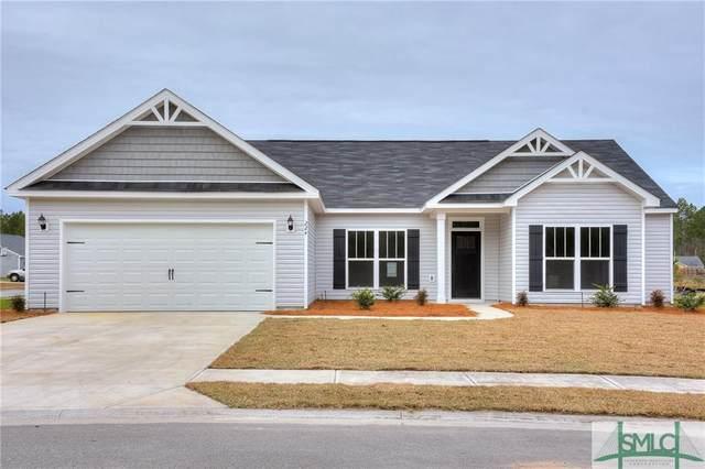224 Timberlake Drive, Guyton, GA 31312 (MLS #210996) :: Teresa Cowart Team