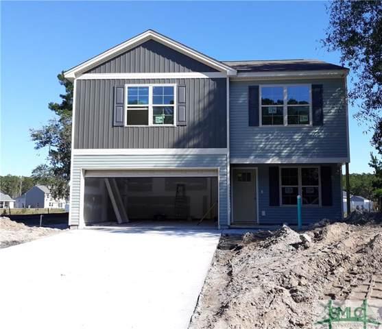 38 Blackberry Circle, Guyton, GA 31312 (MLS #211556) :: The Arlow Real Estate Group