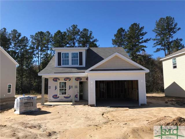 353 Coconut Drive, Bloomingdale, GA 31302 (MLS #214505) :: Keller Williams Coastal Area Partners