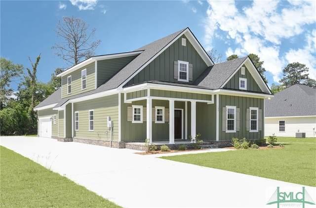 120 Palmer Place Lane NE, Ludowici, GA 31316 (MLS #215739) :: Bocook Realty
