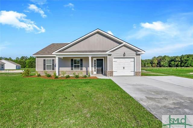 1 Sweet Berry Court, Guyton, GA 31312 (MLS #215820) :: Heather Murphy Real Estate Group