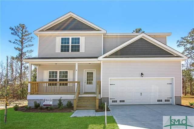 9 Wiregrass Way, Savannah, GA 31419 (MLS #216535) :: Bocook Realty