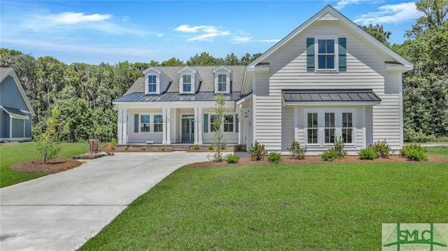 131 Bramswell Road, Pooler, GA 31322 (MLS #216578) :: Keller Williams Realty-CAP