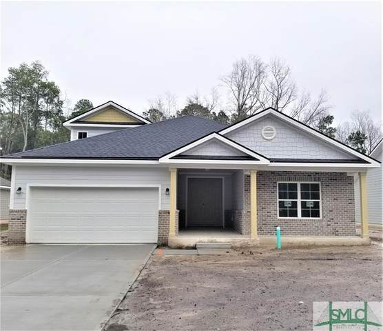 109 Beecher Drive, Richmond Hill, GA 31324 (MLS #216599) :: Bocook Realty