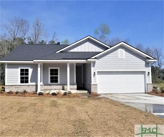 123 Beecher Drive, Richmond Hill, GA 31324 (MLS #216801) :: The Arlow Real Estate Group