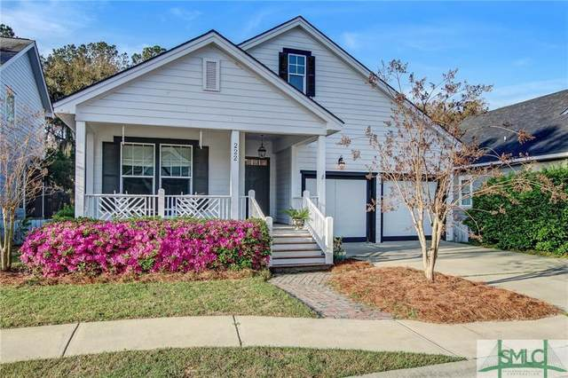 222 Village Road, Midway, GA 31320 (MLS #219909) :: Partin Real Estate Team at Luxe Real Estate Services