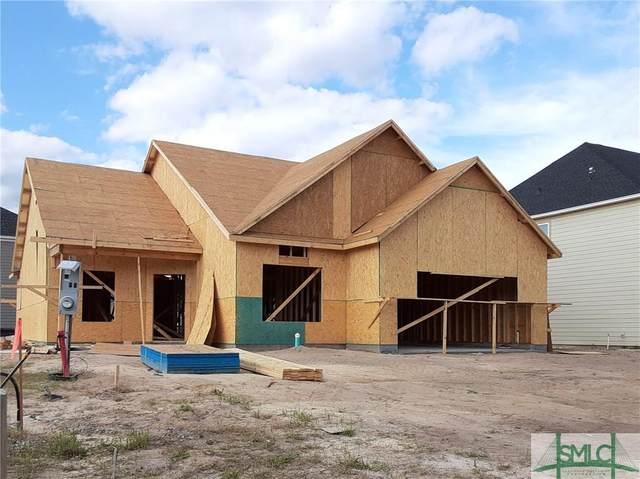 205 Mcqueen Drive, Pooler, GA 31322 (MLS #221282) :: The Arlow Real Estate Group