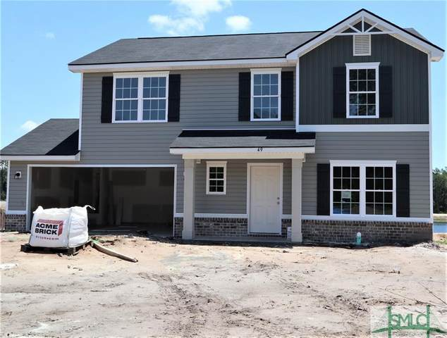 49 Morningside Drive, Hinesville, GA 31313 (MLS #226347) :: The Arlow Real Estate Group