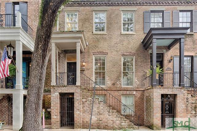 220 E Taylor Street, Savannah, GA 31401 (MLS #231577) :: Level Ten Real Estate Group