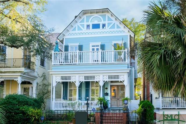 407 E Gordon Street, Savannah, GA 31401 (MLS #236528) :: RE/MAX All American Realty