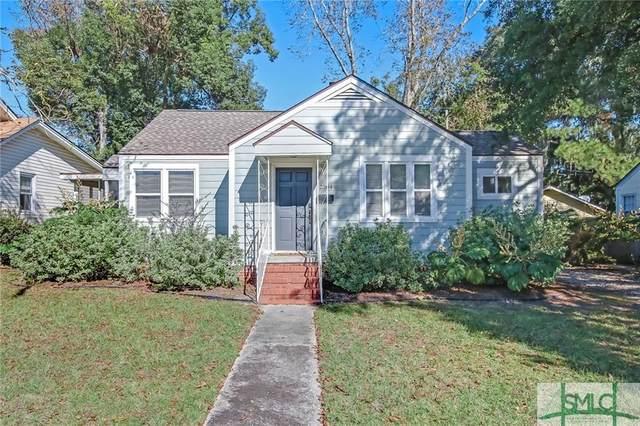 2304 E 42nd Street, Savannah, GA 31404 (MLS #238152) :: Barker Team | RE/MAX Savannah