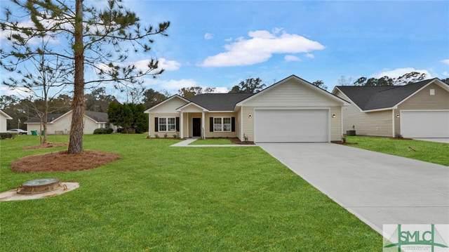14 Hidden Creek Drive, Guyton, GA 31312 (MLS #238214) :: RE/MAX All American Realty