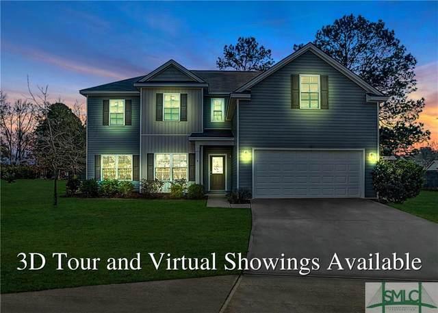 8 Laddey Lane, Savannah, GA 31405 (MLS #242990) :: The Arlow Real Estate Group