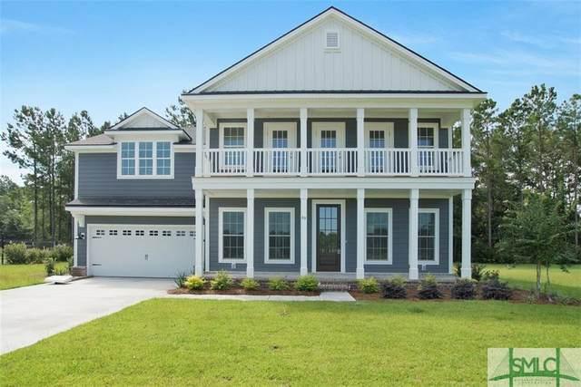 69 Simcoe Lake Drive, Richmond Hill, GA 31324 (MLS #244970) :: Coldwell Banker Access Realty