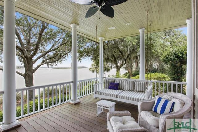 9 Back River Circle, Savannah, GA 31411 (MLS #149407) :: Coastal Savannah Homes