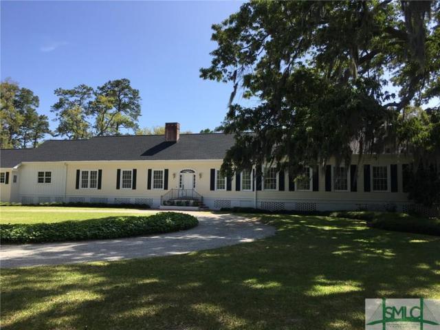 5600 Turners Rock Road, Savannah, GA 31410 (MLS #154780) :: The Arlow Real Estate Group