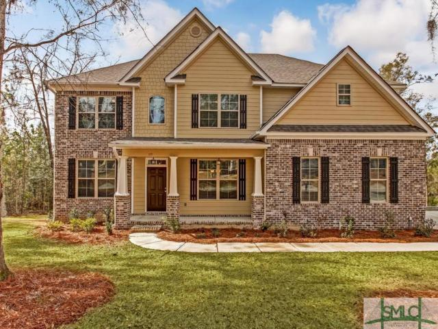 115 Crestview Drive, Guyton, GA 31312 (MLS #178990) :: Coastal Savannah Homes