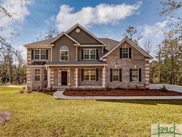117 Crestview Drive, Guyton, GA 31312 (MLS #178992) :: Coastal Savannah Homes