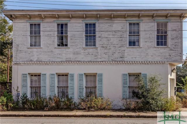 434 Jefferson Street, Savannah, GA 31401 (MLS #181308) :: Coastal Savannah Homes