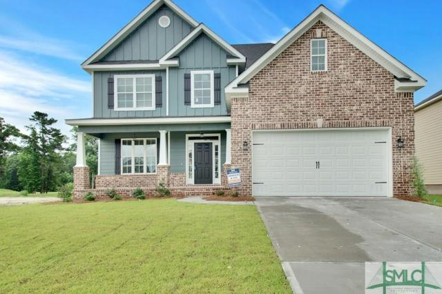 56 Triston Drive, Richmond Hill, GA 31324 (MLS #185187) :: Coastal Savannah Homes