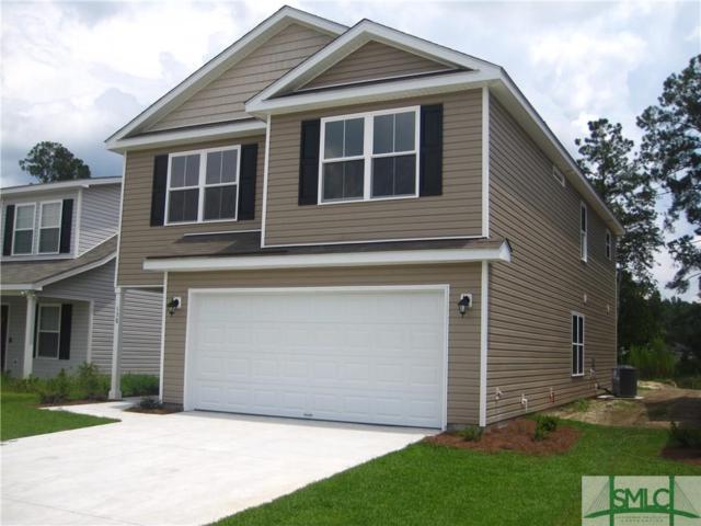 138 Ristona Drive, Savannah, GA 31419 (MLS #185649) :: Coastal Savannah Homes