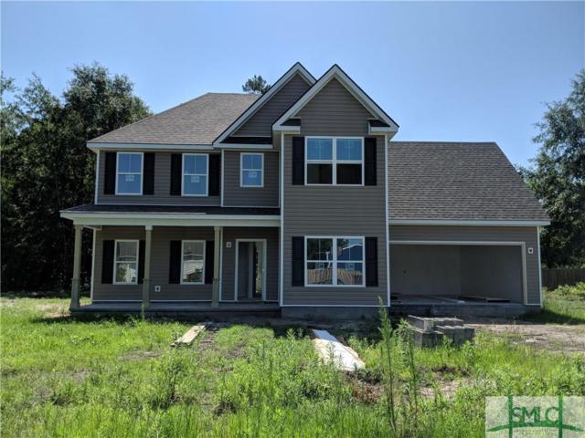 107 Hunters Chase Drive, Guyton, GA 31312 (MLS #188617) :: Coastal Savannah Homes